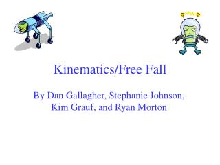 Kinematics/Free Fall