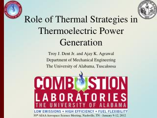 Role of Thermal Strategies in Thermoelectric Power Generation