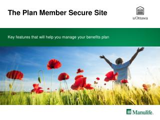 The Plan Member Secure Site