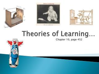 Theories of Learning…
