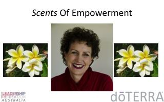 Scents  Of Empowerment