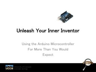 Unleash Your Inner Inventor