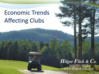 Economic Trends  Affecting Clubs