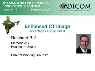 Enhanced CT Image advantages  and potential