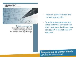 Focus  on evidence-based and current best  practice