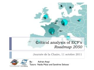Critical analysis  of  ECF's Roadmap  2050