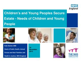 Children's and Young Peoples Secure Estate - Needs of Children and Young People