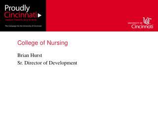 College  of Nursing