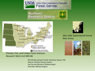 Climate, Fire, and Carbon Cycle Sciences Research Work Unit NRS-06
