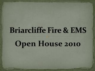 Briarcliffe  Fire & EMS