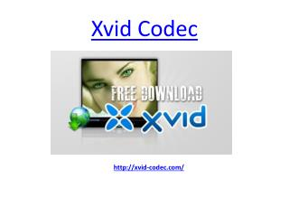 What is Xvid? Xvid Overview