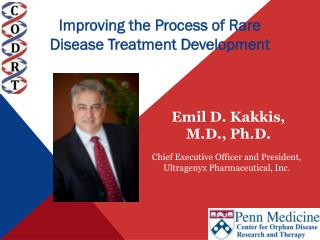 Improving the Process of Rare Disease Treatment Development