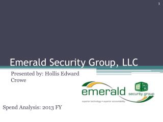 Emerald Security Group, LLC