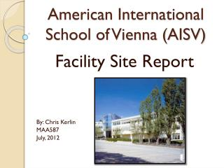 American International School of Vienna (AISV)