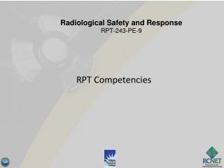 RPT Competencies