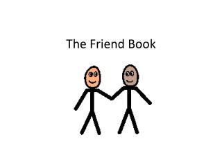 The Friend Book