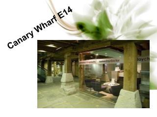 Canary Wharf E14