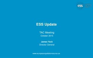 ESS Update