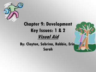 Chapter 9: Development Key Issues: 1 & 2 Visual Aid