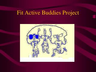 Fit Active Buddies Project