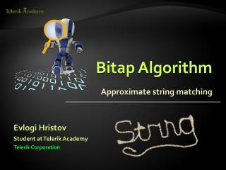 Bitap Algorithm