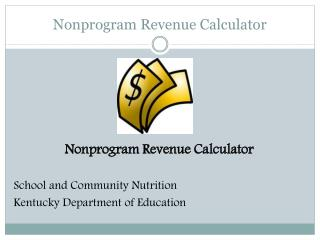 Nonprogram Revenue Calculator
