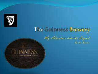 The Guinness Brewery