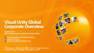 Visual Unity Global Corporate Overview