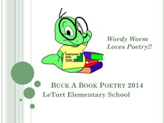 Buck A Book Poetry 2014
