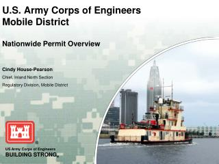 U.S. Army Corps of Engineers Mobile District Nationwide Permit Overview
