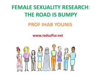 FEMALE SEXUALITY RESEARCH : THE ROAD IS BUMPY