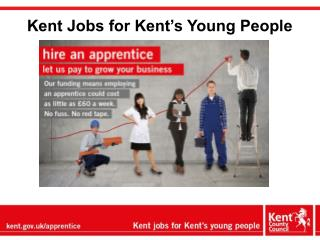 Kent Jobs for Kent's Young People