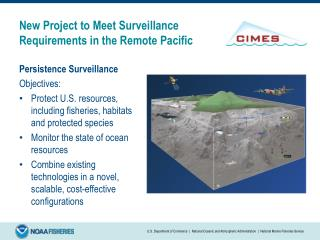 New Project to Meet Surveillance  Requirements in the Remote Pacific