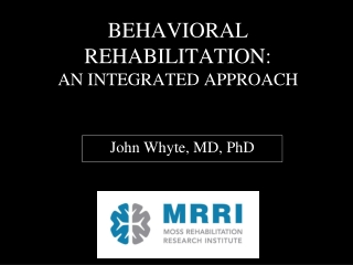 Family Issues in Rehabilitation