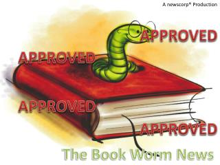 The Book Worm News
