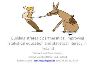 Educational outreach fundamental to achieving strategic goals