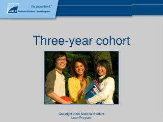 Three-year cohort