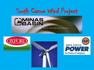South Canoe Wind Project