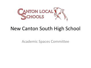 New Canton South High School