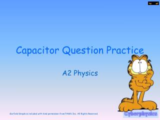 Capacitor Question Practice