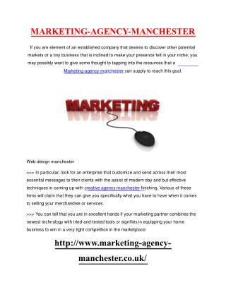 marketing-agency-manchester