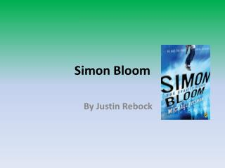 Simon Bloom