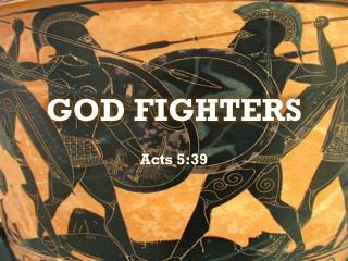 GOD FIGHTERS
