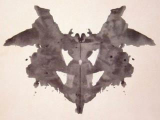 Rorschach Ink Blot Test