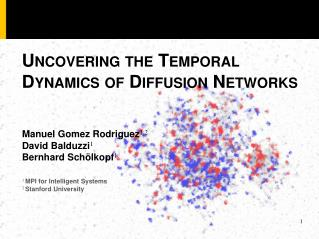 Uncovering the Temporal Dynamics of Diffusion Networks