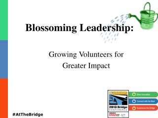 Blossoming  Leadership: