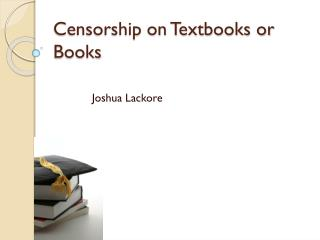 Censorship on Textbooks or Books