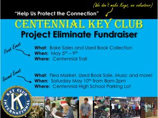 Centennial Key Club