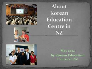 About   Korean Education Centre in NZ