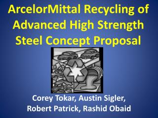 ArcelorMittal  Recycling of Advanced High Strength Steel Concept Proposal